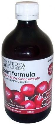 Natures Goodness Joint Form Cherry Concen 500m-Health Tree Australia