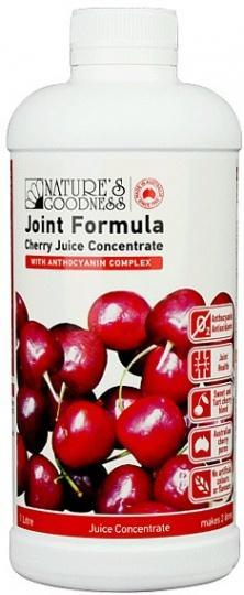 Natures Goodness Joint Formula Cherry Concen 1lt