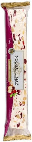 Nougat Limar G/F Wildberry & Macadamia 300g-Health Tree Australia