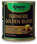Kintra Foods Turmeric Golden Blend Powder 100g-Health Tree Australia