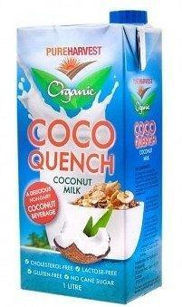 Pure Harvest Organic Coco Quench Milk G/F 1L-Health Tree Australia