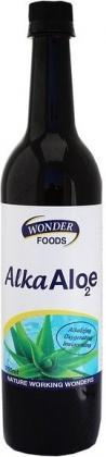 Wonderfoods Alka Aloe2 750ml