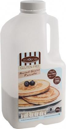 YesYouCan Ancient Grains Pancake Mix G/F 280g-Health Tree Australia
