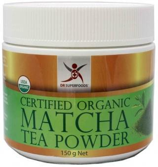 Dr Superfoods Organic Matcha Tea Powder 150g-Health Tree Australia