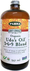 Udo's 3-6-9 Oil Blend 941ml