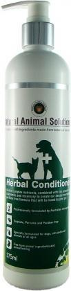 Natural Animal Solutions Herbal Conditioner 375ml-Health Tree Australia