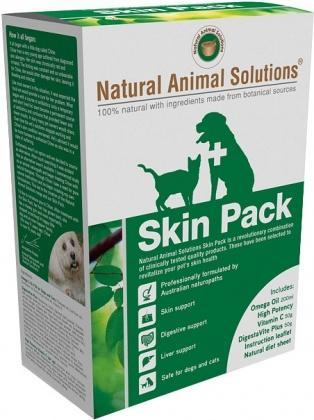 Natural Animal Solutions Skin Pack-Health Tree Australia