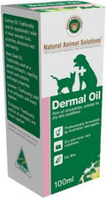 Natural Animal Solutions Dermal Oil 100ml