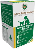 Natural Animal Solutions Nature's Org Calcium 200g