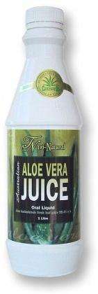 Tri-Natural 99.4% Aloe Vera Natural 1lt-Health Tree Australia