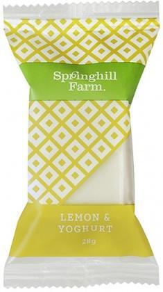 Springhill Farm Lemon & Yoghurt Wrapped Bites 27x28g