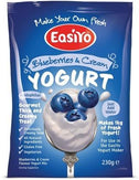 Easiyo Blueberries & Cream Yogurt 230g-Health Tree Australia