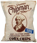 Thomas Chipman Org Low Salt Corn Chips G/F 230g