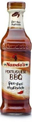 Nandos Port'gs/Bbq Marinade 270g-Health Tree Australia