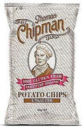 Thomas Chipman Org Unsalted Potato Chips 100g