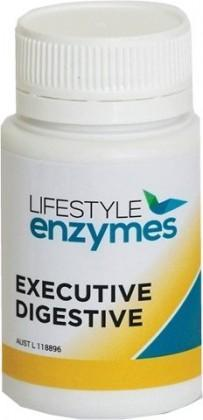 Lifestyle N-zimes Executive Digest 90Caps-Health Tree Australia