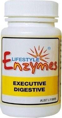 Lifestyle N-zimes Executive Digest 180Caps-Health Tree Australia