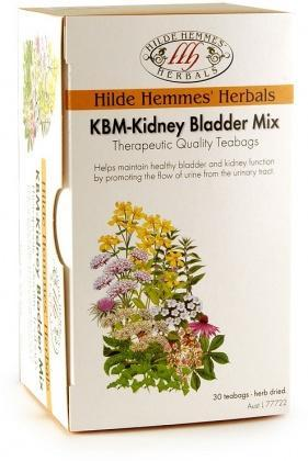 Hilde Hemmes K.B.M-Kidney/Bladder - 30Teabags-Health Tree Australia