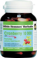 Hilde Hemmes Cranberry 10,000mg x 60caps
