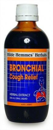 Hilde Hemmes Bronchial Cough Relief 200ml-Health Tree Australia