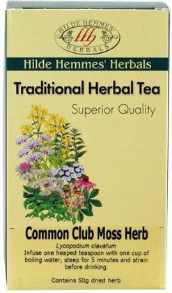 Hilde Hemmes Common Club Moss Herb 50gm