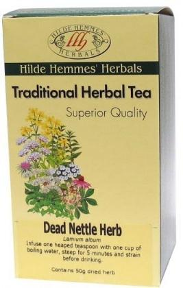 Hilde Hemmes Dead Nettle Herb 50gm-Health Tree Australia
