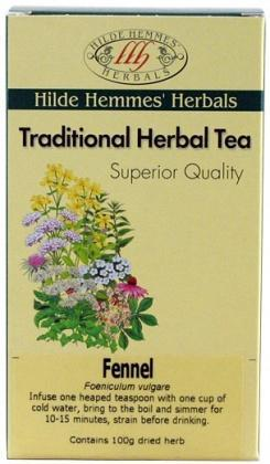 Hilde Hemmes Fennel 100gm-Health Tree Australia