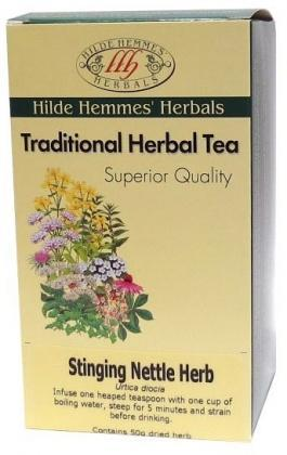 Hilde Hemmes Stinging Nettle Herb 50gm-Health Tree Australia
