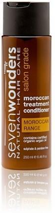 Seven Wonders Moroccan Argan Oil Conditioner 250ml