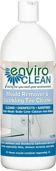 Enviro Care Mould Remover & Tile Cleaner 1L New
