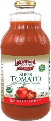 Lakewood Organic Tomato Super Juice G/F 946ml