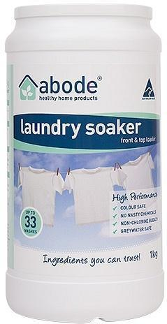 Abode Front & Top Load Laundry Soaker High Performance 1Kg