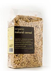 Real Good Foods Org W/F Natural Cereal Refill 500g