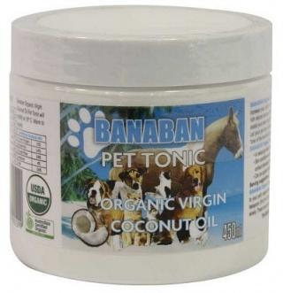 Banaban Pet Tonic Organic Virgin Coconut Oil 450ml-Health Tree Australia