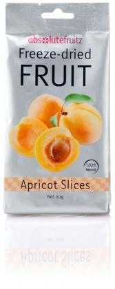 Absolute Fruitz Freeze Dried Apricot 20g - Health Tree Australia