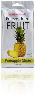 Absolute Fruitz Freeze Dried Pineapple 20g