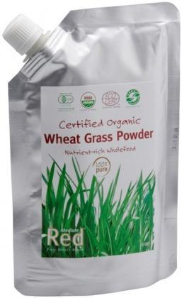 Absolute Green Org Wheat Grass Powder 150g - Health Tree Australia