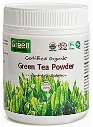 Absolute Green Green Tea Powder 150g - Health Tree Australia