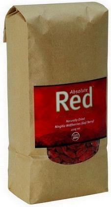 Absolute Red Naturally Dried NingXia Goji Berries 450g