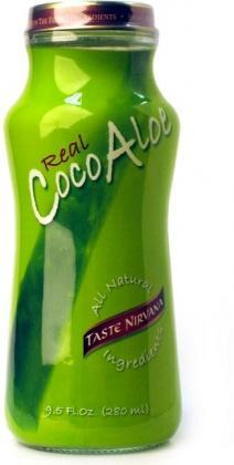 Taste Nirvana Real Coconut Aloe G/F 12x280ml bottles-Health Tree Australia