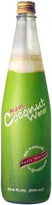 Taste Nirvana Real Coconut Water G/F Glass 6x700ml