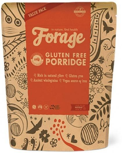 Forage Porridge G/F 800g-Health Tree Australia