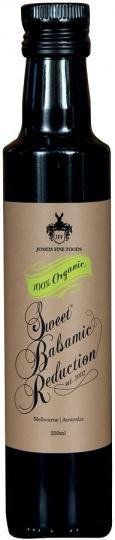 Jomeis Fine Foods 100%Organic Sweet Balsamic Reduction 250ml-Health Tree Australia