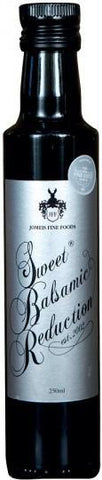 Jomeis Fine Foods Conventional Sweet Balsamic Reduction 250ml-Health Tree Australia