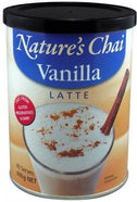 Nature's Chai Vanilla Latte G/F 400g-Health Tree Australia