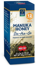 Manuka Health MGO 100 + Manuka Honey Sachets 5g x 12