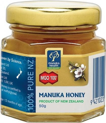 Manuka Health MGO 100+ Manuka Honey 50g-Health Tree Australia