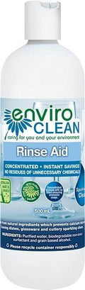 Enviro Care Rinse Aid Concentrate 500ML New