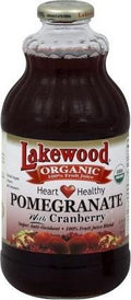Lakewood Org Pomegranate & Cranberry Blend 946ml