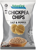 Nature First Chickpea with Salt & Pepper Chips G/F 100g